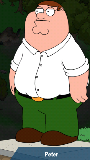 characters what does peter griffin say familyguytips