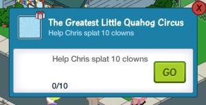 the greatest little quahog circus quest edited