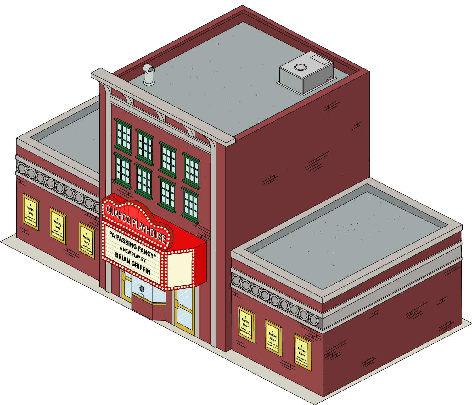 new buildings and decorations for district 8 familyguytips
