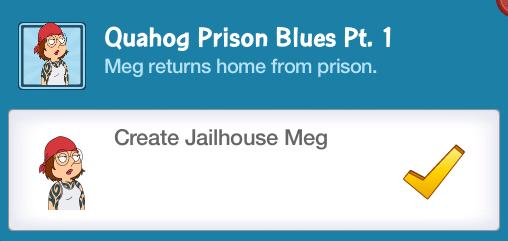 Quahog Prison Blues