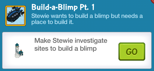 Build a Blimp