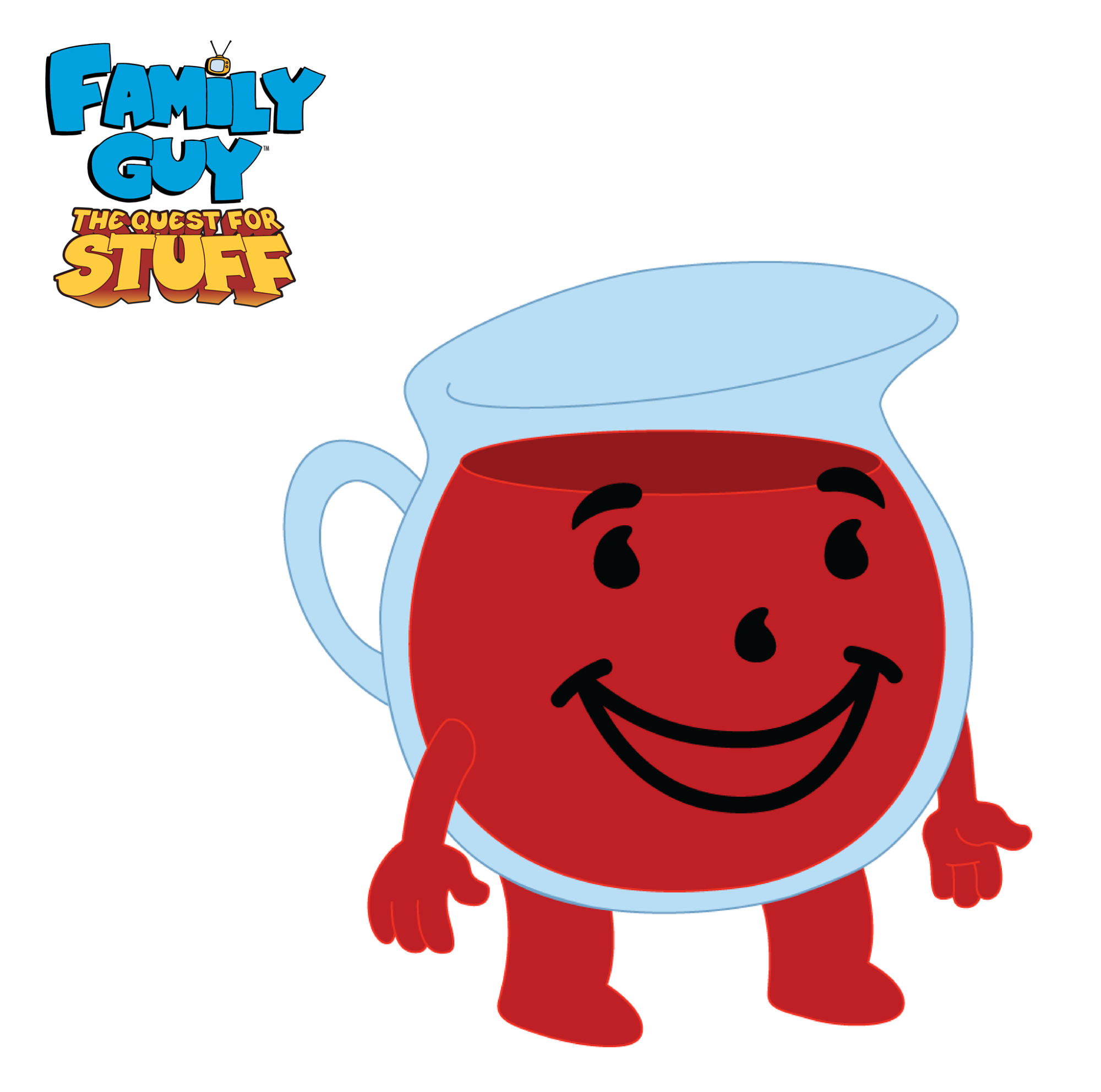 Endless summer familyguytips for Kool aid man coloring pages
