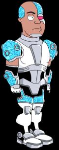 Fg-cyborg-animation